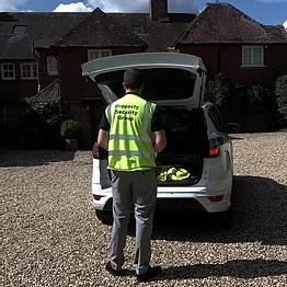 Mobile security patrols Basingstoke